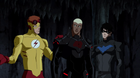 Young Justice Re(af)Watch Season 2 Episode 19 Summit