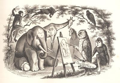 SCIENTIFIC ILLUSTRATION IN THE 19TH CENTURY: The Animal Kingdom Illustrated by S.G. Goodrich