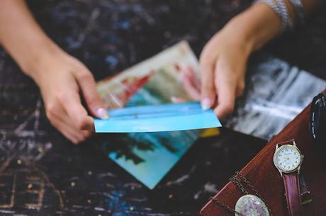 Image: Hands Holding Postcard, by Karolina Grabowska on Pixabay