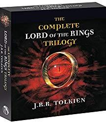Image: The Complete Lord of the Rings Trilogy Audio CD   Audiobook, CD   by J.R.R. Tolkien (Author), Ensemble Cast (Performer). Publisher: HighBridge Audio; Abridged edition (July 2, 2012)