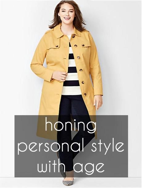 Honing Your Personal Style As You Age