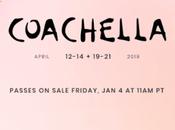 Coachella 2019 Lineup Announcement