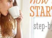 Start Blog: Step Beginners