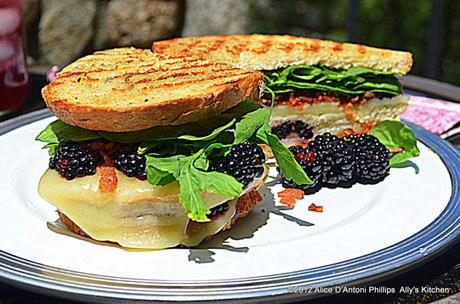 the bewitching grilled cheese