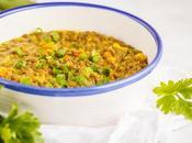 Instant Lentil Cauliflower Curry