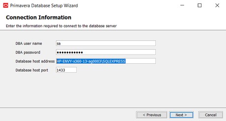 Simplified Instruction on How to Setup Primavera P6 Pro 18 Standalone Database [2019] - PART 2