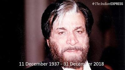 RIP Kader Khan