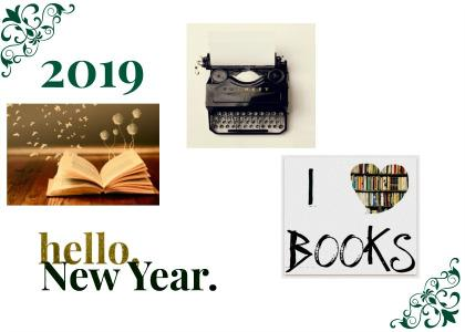 New Year Book Tag!