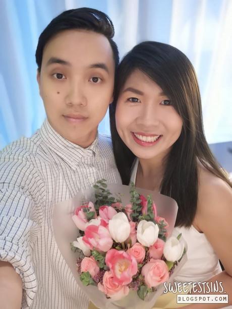 anniversary bouquet singapore