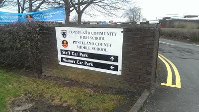 ✔648. Ponteland High School