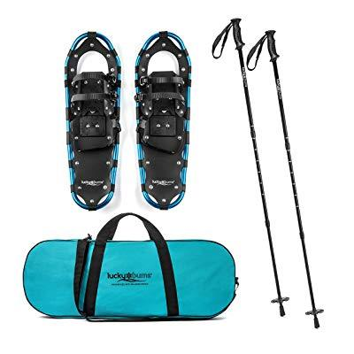 Lucky Bums Youth and Adult Snowshoes Review
