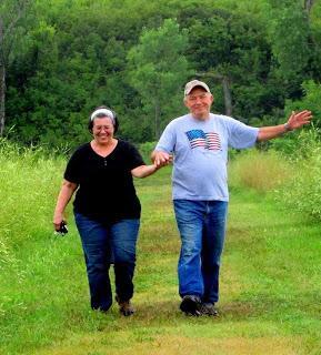Steve and Rachel