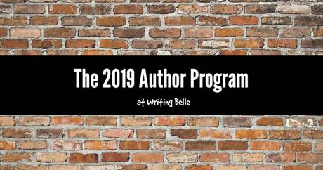 Happy New Year! The 2019 Author Program Begins NOW!