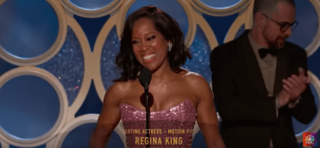 Regina King Challenges Hollywood: Produce Projects That Employ 50% Women