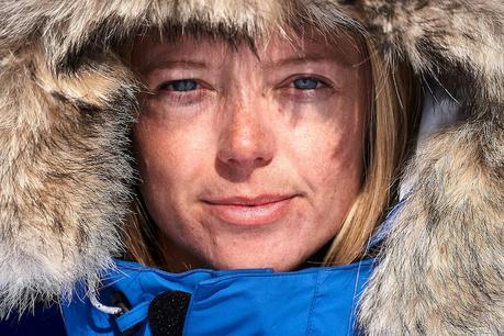 Antarctica 2018: Jenny Davis Emergency Evac'd From the Ice