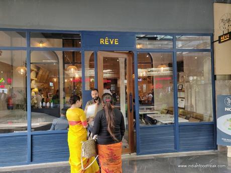Reve, Aerocity, Delhi: Eat like the French Eat