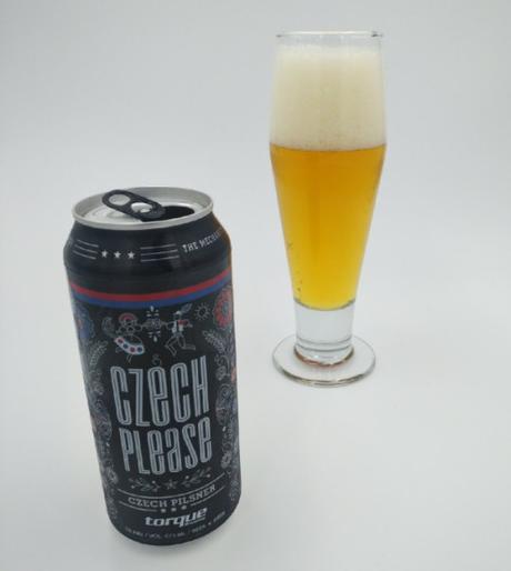 Czech Please – Torque Brewing