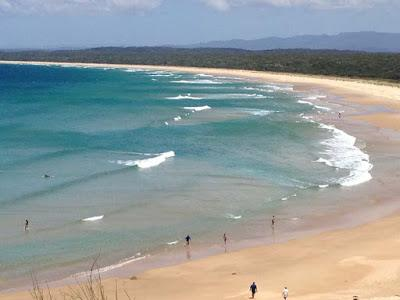 Broulee, Australia: Pristine Beaches and Friendly Wildlife, Guest Post by Tom Scheaffer