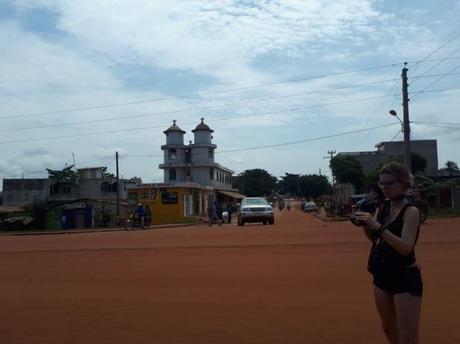 "Backpacking in Benin: Visiting the Capital City, Porto Novo ""Baby"""