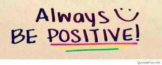 Being Positive Can Save Your Life