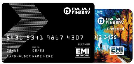 Shopping Online With Bajaj EMI Card