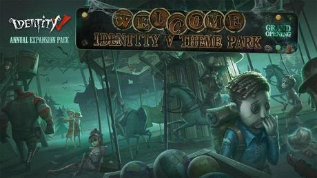 Identity V | Apkplaygame.com
