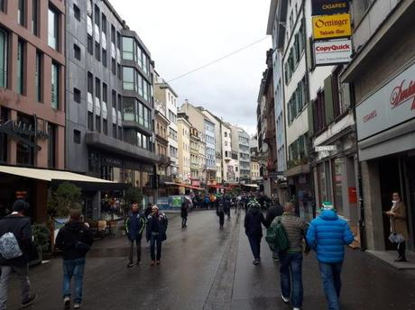 Backpacking in Switzerland: Staying at the Urban Hostel Culture in Basel
