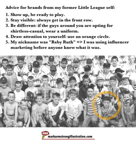 5 Marketing Lessons From An Old Little Leaguer