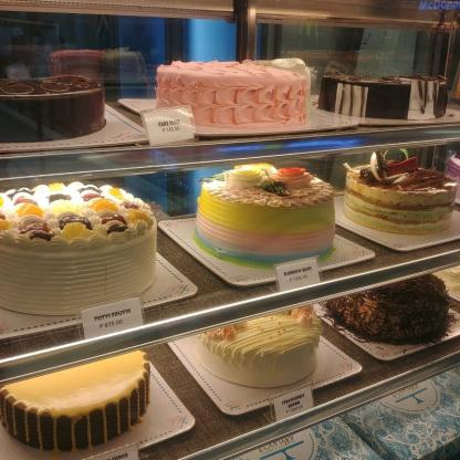 Lovely Meals and Desserts at Icings Bakery & Cafe