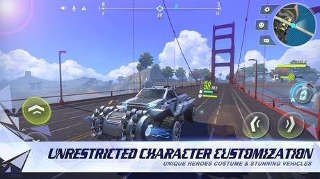 Cyber Hunter | Apkplaygame.com