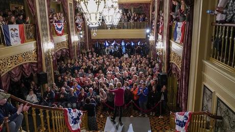 Senator Warren Reports On A Very Successful Trip To Iowa