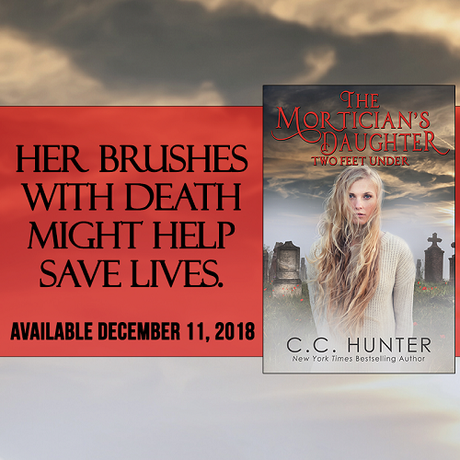 The Mortician's Daughter by C.C. Hunter REVIEWS of Bk1 & Bk2