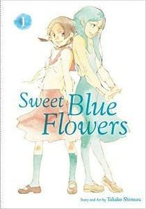 Susan reviews Sweet Blue Flowers by Takako Shimura