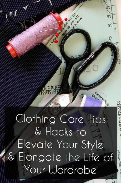 Clothing Care Tips: The Invisible Infrastructure of Great Style