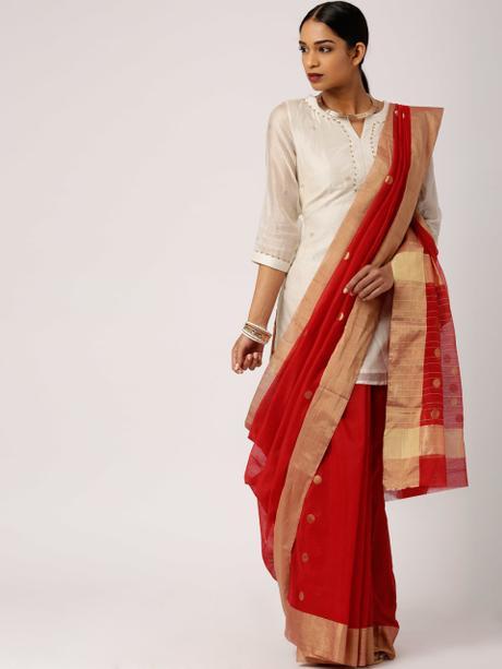 4 Stunning Saree Draping Style
