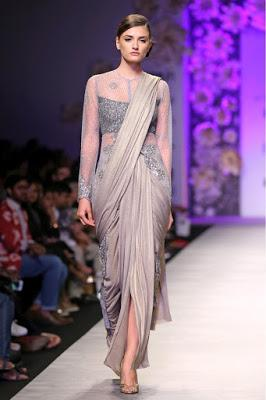 Stunning Saree Draping Styles For 2019