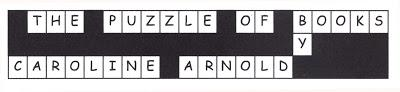 THE PUZZLE OF BOOKS: How Writing a Book is Like Solving a Crossword Puzzle