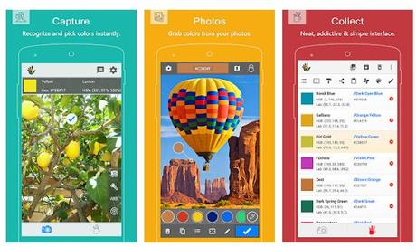 Best Color identifier apps Android/ iPhone