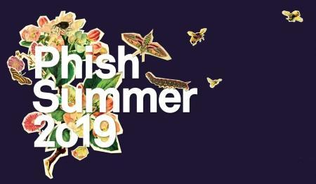 Phish: Summer tour dates