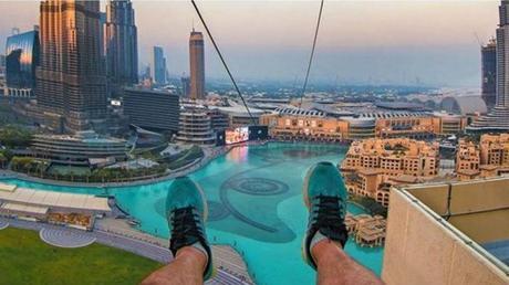 6 Best Adventure Activities In Dubai For Adrenaline Rush!