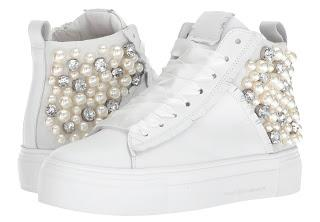 Shoe of the Day |  Kennel & Schmenger Big Pearly High Tops