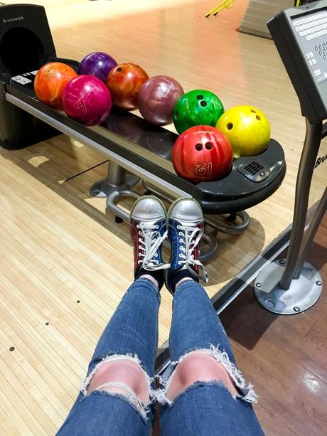Bowling At Planet Leisure | Blogmas Day 11