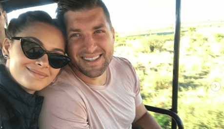 Tim Tebow Is Engaged To Former Miss Universe Demi-Leigh Nel-Peters