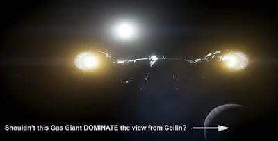Star Citizen - moons in game - totally too far away