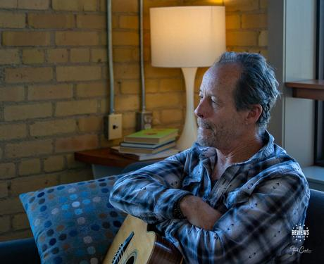 Barney Bentall Sit Down Interview and 5 Quick Questions