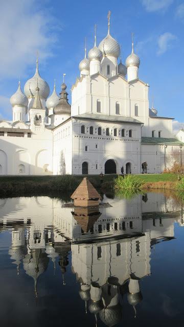 Day Trip to Rostov Veliky