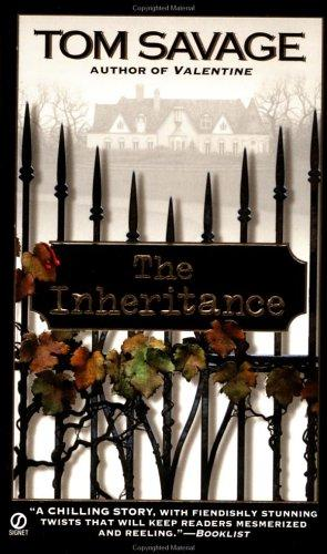FLASHBACK FRIDAY- The Inheritance by Tom Savage- Feature and Review