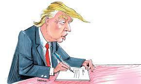 The Trump diaries