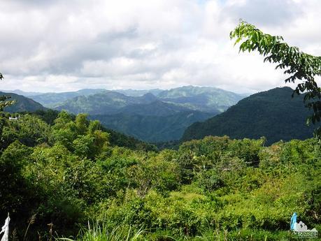 Mountains of Northern Cebu