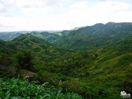 Very mountainous region